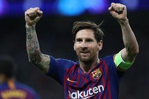 Nước Anh ca ngợi Messi 'lên mây' sau khi đánh bại Tottenham