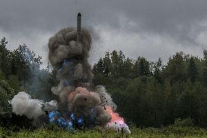 Hé lộ về siêu tên lửa của Nga khiến Mỹ lại 'nổi đóa'