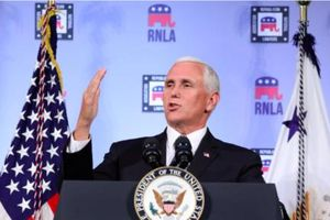 Phó tổng thống Mỹ: Chúng tôi sẽ không để bị đe dọa ở Biển Đông