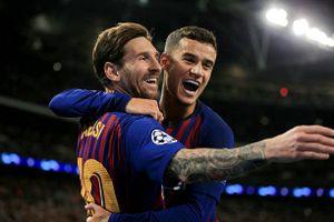 Dư âm Barca 4-2 Tottenham: Lại là Messi