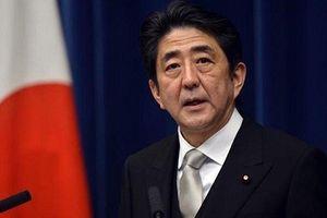 Tỷ lệ ủng hộ nội các mới của Thủ tướng Abe sụt giảm