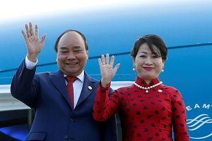 Thủ tướng thăm Nhật Bản, dự Hội nghị Cấp cao Hợp tác Mekong-Nhật Bản