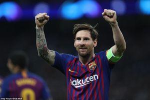 Kết quả cúp C1 đêm qua: Barcelona thắng tưng bừng, Liverpool bất ngờ bại trận