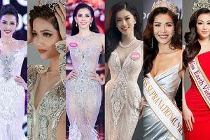 Đọ nhan sắc dàn mỹ nhân đại diện Việt Nam chinh chiến tại các cuộc thi Hoa hậu quốc tế 2018