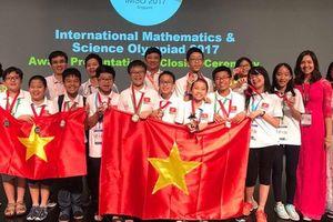 Học sinh, sinh viên được thưởng 'khủng' nếu đoạt giải các kỳ thi