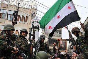 FSA tham chiến với SAA 'xóa sổ' IS tại 'chảo lửa' Al-Safa, nam Syria