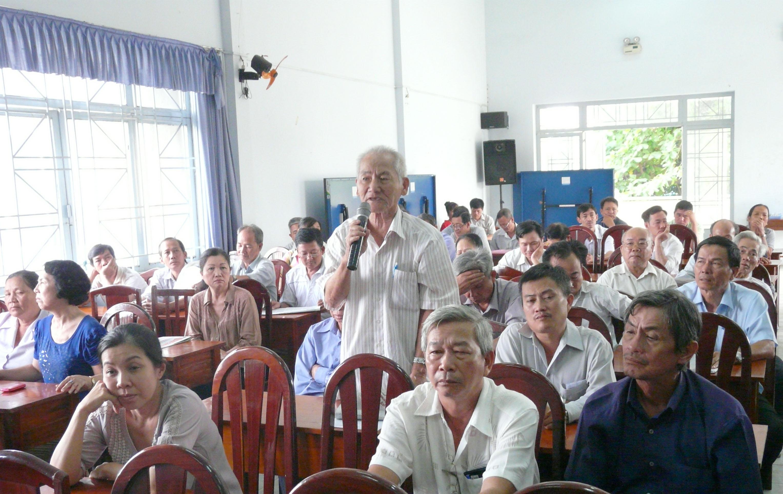 Hà Nội: 100% quận, huyện, thị xã thực hiện đối thoại với nhân dân