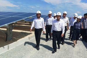 Khánh thành nhà máy điện mặt trời Phong Điền