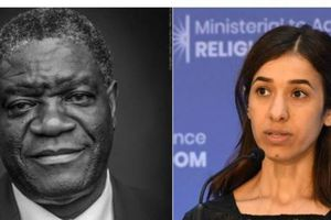 Nobel Hòa bình 2018 vinh danh 2 cá nhân chống bạo lực tình dục