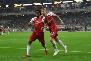 Sao trẻ sinh năm 2000 ghi bàn, Arsenal thắng 3-0 ở Europa League