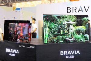 Sony mang bộ đôi TV A9F và Z9F cao cấp đến Sony Show 2018 ở Hà Nội