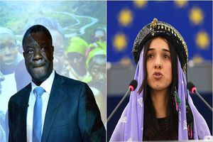 Denis Mukwege và Nadia Murad giành Nobel Hòa bình 2018