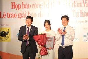 11 tác phẩm đoạt giải báo chí Tự hào Nông dân Việt Nam 2017 - 2018
