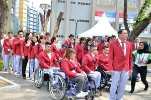 Lễ Thượng cờ Việt Nam tại Asian Para Games 3