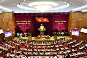 Thông cáo về ngày làm việc thứ 4 của Hội nghị Trung ương 8 khóa XII