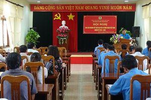 LĐLĐ Phú Yên: Báo cáo nhanh kết quả Đại hội XII Công đoàn Việt Nam