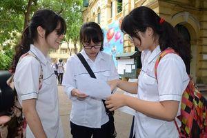 Hà Nội chốt phương án tuyển sinh vào lớp 10 năm học 2019-2020