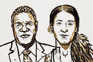 Giải Nobel Hòa bình tôn vinh nỗ lực chống bạo lực tình dục