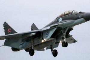 Nóng: Máy bay chiến đấu MiG-29 của Nga gặp nạn