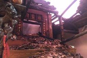 Cần sớm phục hồi Đền Quán ở Thái Nguyên