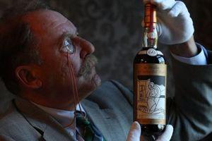 Chai rượu whisky đắt nhất thế giới có giá hơn 1,1 triệu USD
