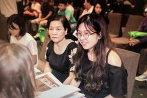 Giúp học sinh định hướng ngành học trong Ngày hội du học