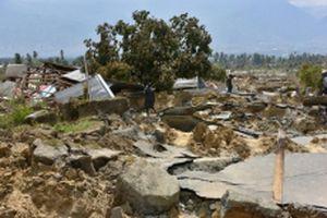 Hơn 1.000 người có thể vẫn mất tích sau thiên tai tại Indonesia