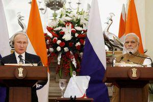 Ấn Độ mua hệ thống tên lửa phòng không S-400 của Nga trị giá 5,43 tỷ USD