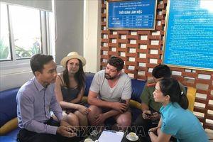 Quảng Ninh: Kịp thời hỗ trợ hai du khách bị lừa vì mua tour trên mạng