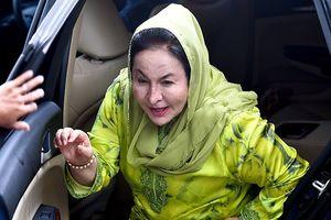 Vợ cựu Thủ tướng Malaysia bị buộc tội rửa tiền