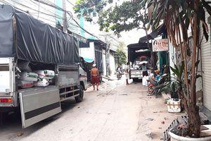 Cơ sở tái chế gây ô nhiễm khu dân cư