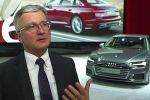 Gian lận khí thải động cơ diesel - CEO Audi bị sa thải