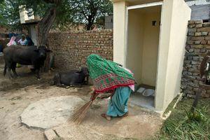 Ấn Độ: Cuộc 'cách mạng' nhà vệ sinh nông thôn