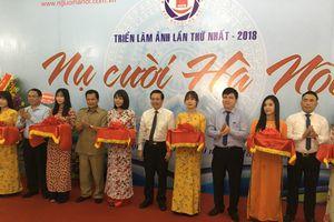 Tác phẩm Cô giáo trẻ giành giải nhất cuộc thi ảnh 'Nụ cười Hà Nội'
