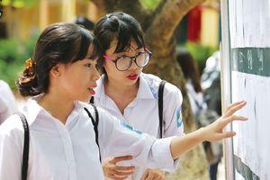 Hà Nội 'chốt' phương án thi vào lớp 10 THPT năm học 2019-2020
