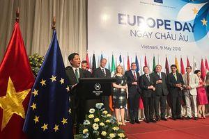 Bộ trưởng Trần Tuấn Anh thay mặt Chính phủ Việt Nam dự Ngày châu Âu với tư cách khách mời danh dự