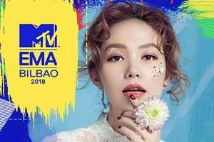 Không có sản phẩm hot, vì sao Minh Hằng được đề cử giải MTV?