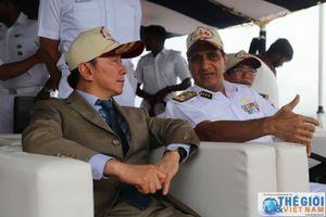 Cơ duyên của Đại sứ Sanh Châu với tàu CSB 8001 trong lần đầu tới Ấn Độ Dương