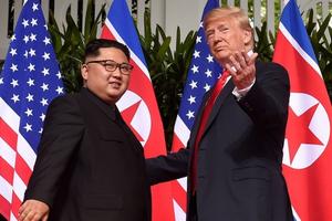 Tín hiệu hòa bình mới trên bán đảo Triều Tiên