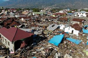 Indonesia: Có thể còn hơn 1.000 người mất tích