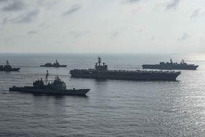 Mỹ sẽ diễn tập ở Biển Đông, cô lập thương mại Trung Quốc