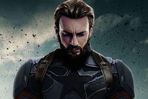 Chris Evans từ giã vai Captain America sau 8 năm gắn bó