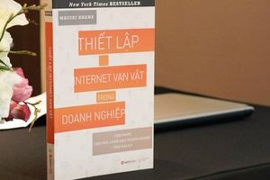 Thiết lập internet vạn vật trong doanh nghiệp