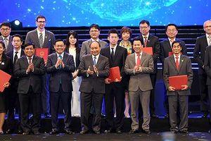 Thủ tướng Nguyễn Xuân Phúc: FDI luôn song hành cùng đổi mới
