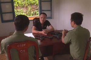 Xem xét kỷ luật lãnh đạo công an huyện vì để cấp dưới trộm súng đi bán