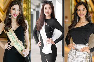 Dàn thí sinh 'đổ bộ' Myanmar dự thi Miss Grand International 2018
