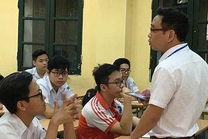 Hà Nội chốt phương án tuyển sinh vào lớp 10