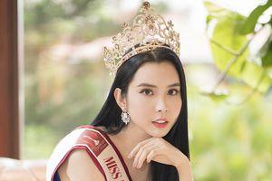 Á khôi Huỳnh Vy đại diện Việt Nam tham gia Miss Tourism Queen Worldwide 2018