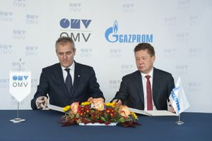 OMV muốn mua thẳng cổ phiếu của Gazprom