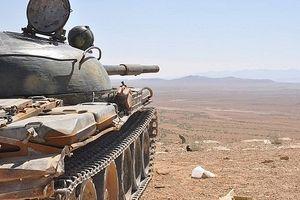 Quân đội Syria tấn công IS tại 'chảo lửa' Al-Safa